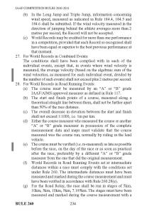 Figura 2: Regla 260.27 (Manual 2010-2011)